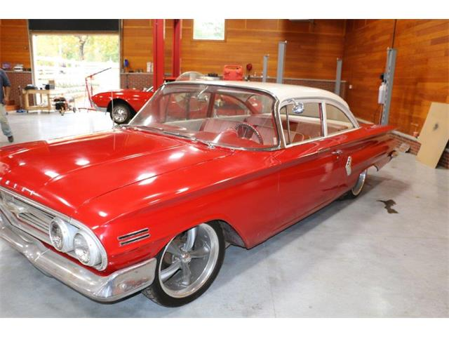 1960 Chevrolet Biscayne (CC-1422829) for sale in Swansea, Massachusetts
