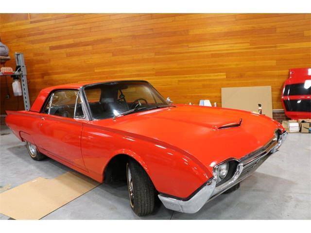 1962 Ford Thunderbird (CC-1422830) for sale in Swansea, Massachusetts