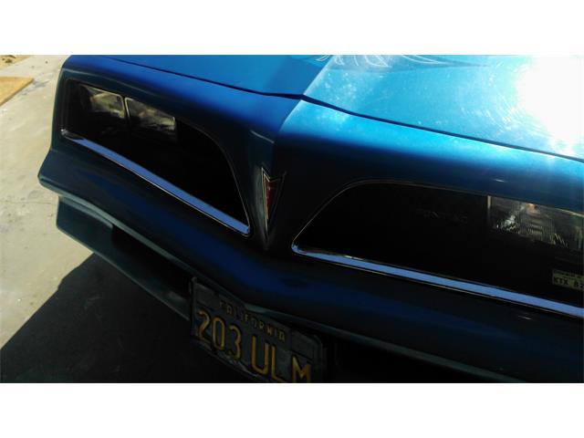 1978 Pontiac Firebird Trans Am (CC-1422834) for sale in Victorville, California