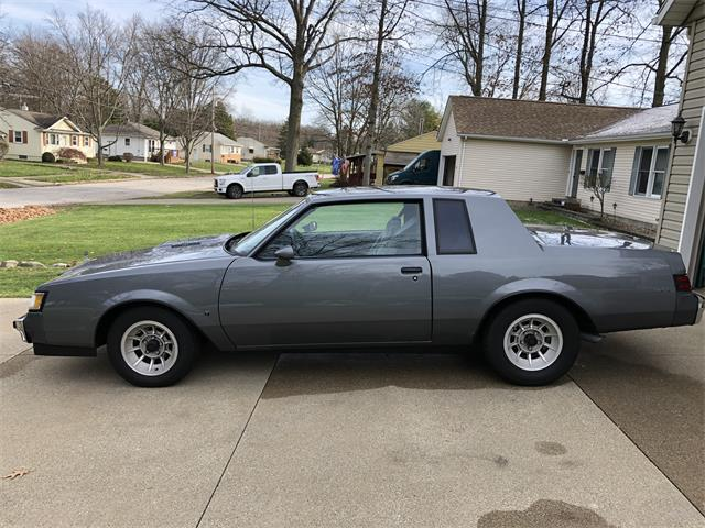 1987 Buick T-Type (CC-1422837) for sale in Stow, Ohio