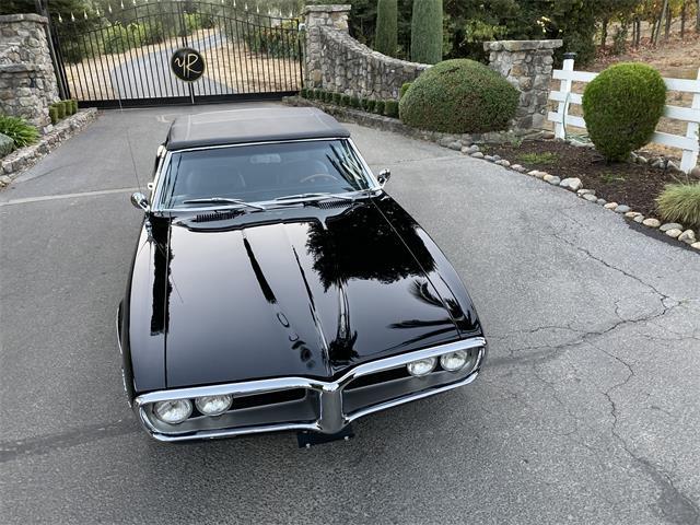 1967 Pontiac Firebird (CC-1422841) for sale in Napa, California
