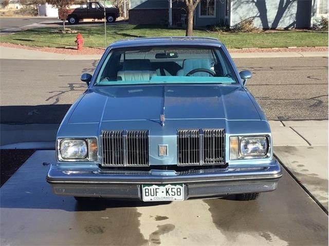 1979 Oldsmobile Cutlass Supreme Brougham (CC-1422844) for sale in Fruita, Colorado