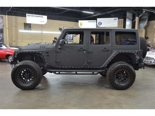 2017 Jeep Wrangler (CC-1422850) for sale in Huntington Station, New York