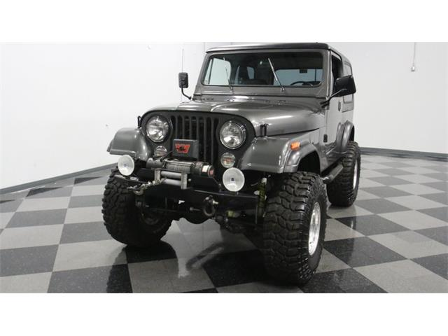 1984 Jeep CJ7 (CC-1422869) for sale in Lithia Springs, Georgia
