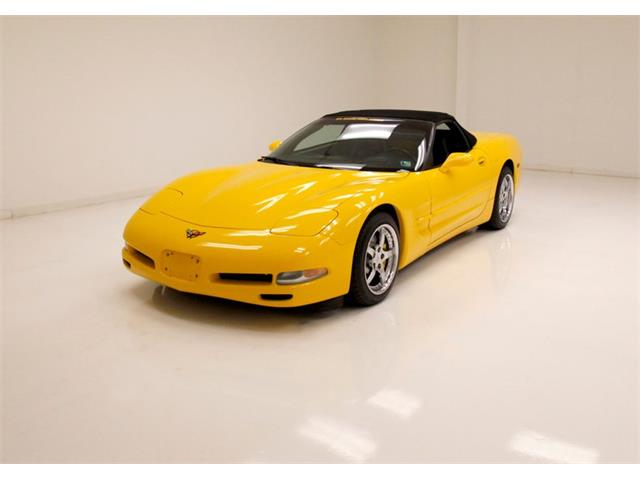 2002 Chevrolet Corvette (CC-1422875) for sale in Morgantown, Pennsylvania