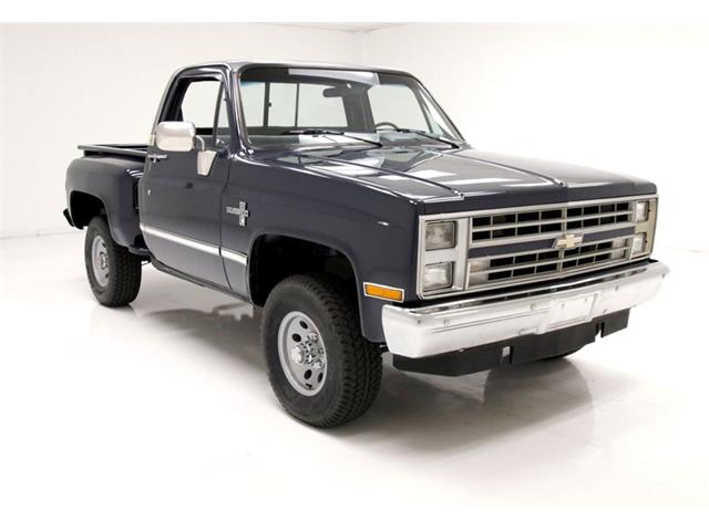 1987 Chevrolet Silverado (CC-1422888) for sale in Morgantown, Pennsylvania