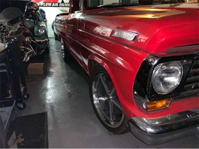 1967 Ford F100 (CC-1422892) for sale in Cadillac, Michigan