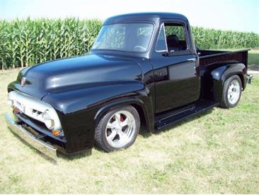 1954 Ford F100 (CC-1422893) for sale in Cadillac, Michigan