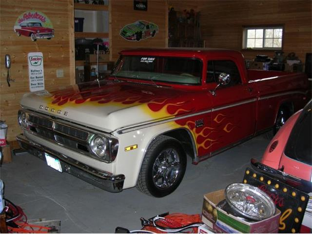 1970 Dodge Brothers Pickup (CC-1422894) for sale in Cadillac, Michigan
