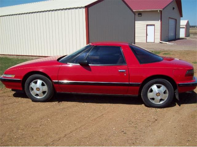 1988 Buick Reatta (CC-1422895) for sale in Cadillac, Michigan
