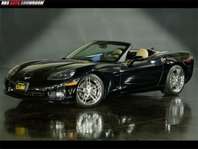 2005 Chevrolet Corvette (CC-1420290) for sale in Milpitas, California