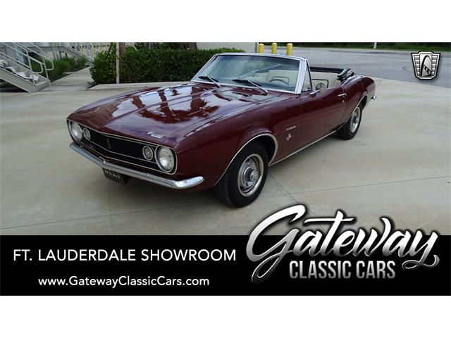 1967 Chevrolet Camaro (CC-1422904) for sale in O'Fallon, Illinois