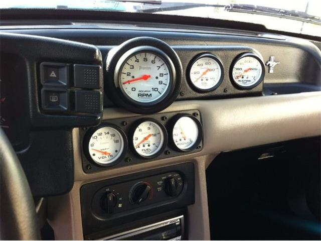 1991 Ford Mustang (CC-1422906) for sale in Cadillac, Michigan