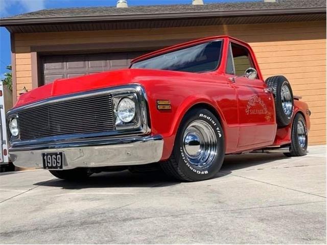 1969 Chevrolet C10 (CC-1422907) for sale in Punta Gorda, Florida