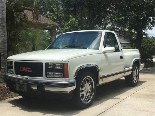 1990 GMC 1500 (CC-1422910) for sale in Punta Gorda, Florida