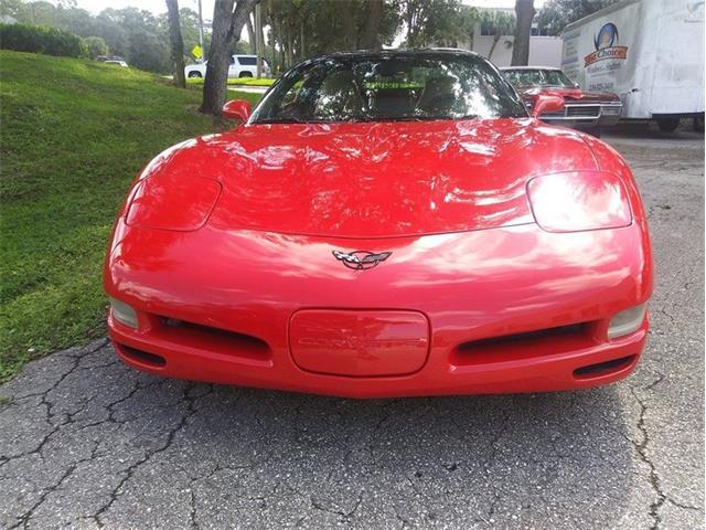 1998 Chevrolet Corvette (CC-1422926) for sale in Punta Gorda, Florida