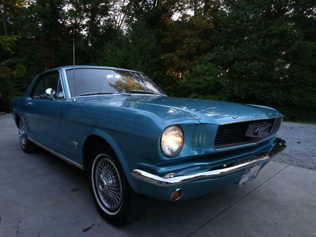 1966 Ford Mustang (CC-1422929) for sale in Cadillac, Michigan