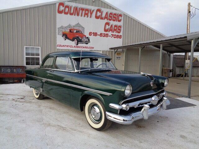1954 Ford Customline (CC-1422934) for sale in Staunton, Illinois