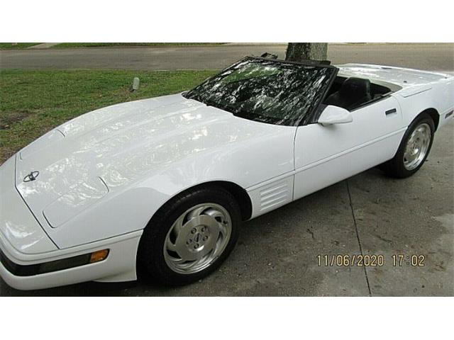 1994 Chevrolet Corvette (CC-1422935) for sale in Cadillac, Michigan