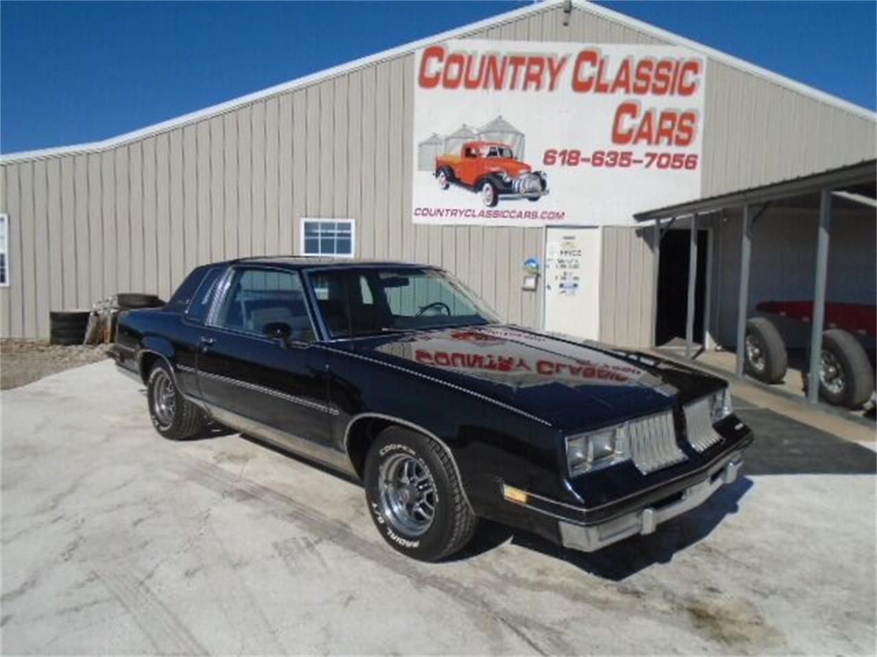 1984 Oldsmobile Cutlass Supreme (CC-1422937) for sale in Staunton, Illinois