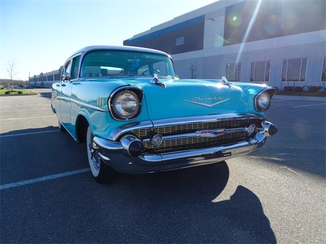 1957 Chevrolet Bel Air (CC-1422938) for sale in O'Fallon, Illinois
