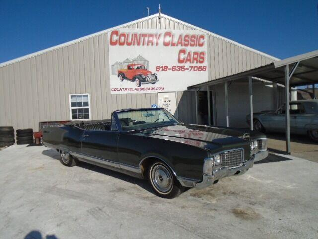 1968 Oldsmobile 98 (CC-1422939) for sale in Staunton, Illinois