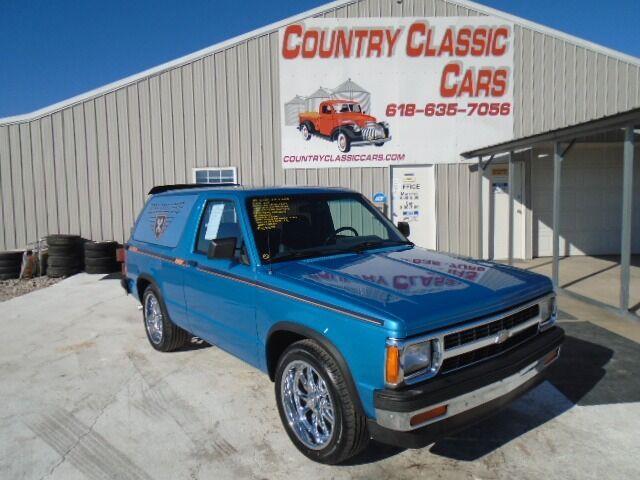 1991 Chevrolet Blazer (CC-1422945) for sale in Staunton, Illinois