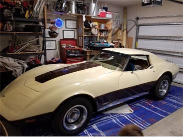 1977 Chevrolet Corvette (CC-1422946) for sale in Cadillac, Michigan