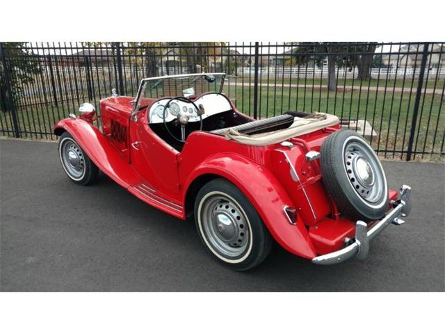 1950 MG TD (CC-1422950) for sale in Cadillac, Michigan