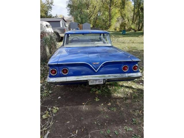 1961 Chevrolet Bel Air (CC-1422957) for sale in Cadillac, Michigan