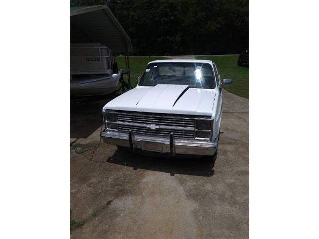 1985 Chevrolet C10 (CC-1422958) for sale in Cadillac, Michigan