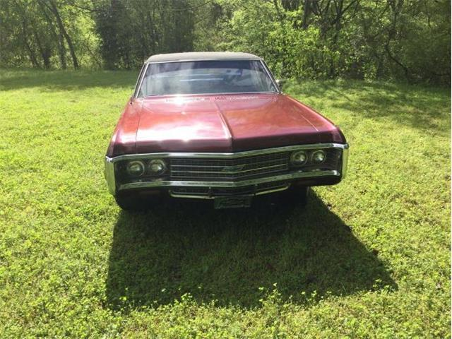 1969 Chevrolet Caprice (CC-1422960) for sale in Cadillac, Michigan