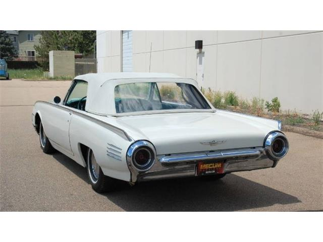 1961 Ford Thunderbird (CC-1422964) for sale in Cadillac, Michigan