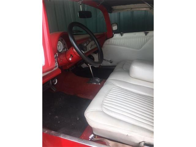 1957 Ford Thunderbird (CC-1422966) for sale in Cadillac, Michigan