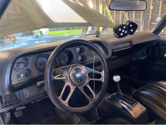 1973 Chevrolet Camaro (CC-1422969) for sale in Cadillac, Michigan