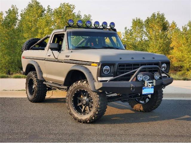 1978 Ford Bronco (CC-1422971) for sale in Cadillac, Michigan