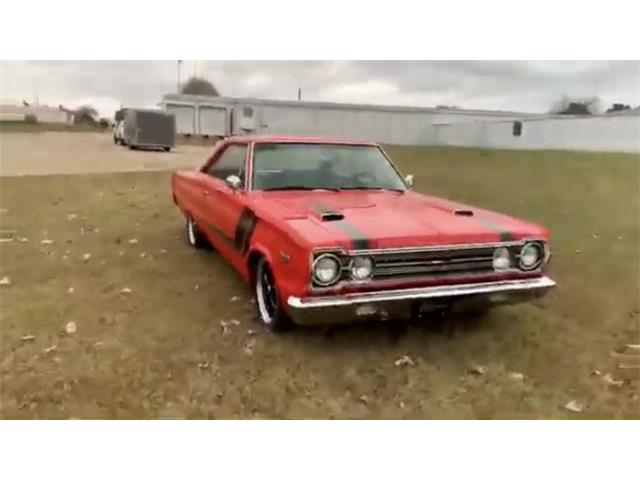 1967 Plymouth GTX (CC-1422972) for sale in Cadillac, Michigan