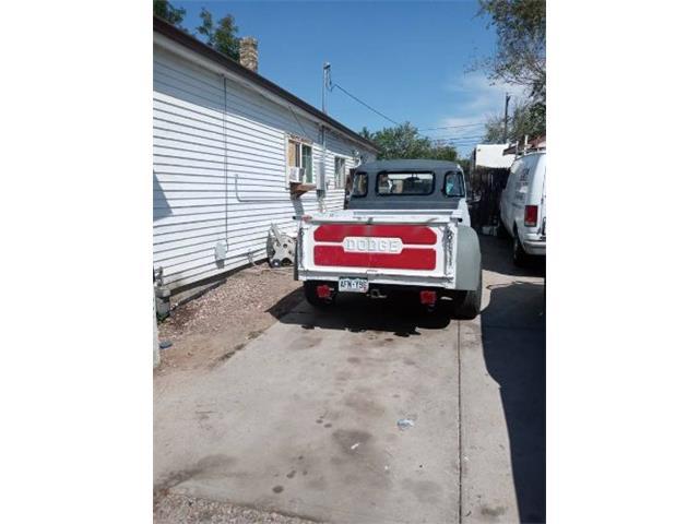 1954 Dodge Pickup (CC-1422973) for sale in Cadillac, Michigan