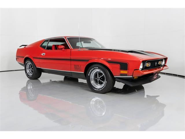 1972 Ford Mustang (CC-1422977) for sale in St. Charles, Missouri