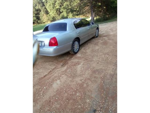 2003 Lincoln Town Car (CC-1422978) for sale in Cadillac, Michigan