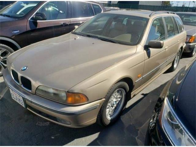 2000 BMW 5 Series (CC-1422979) for sale in Cadillac, Michigan