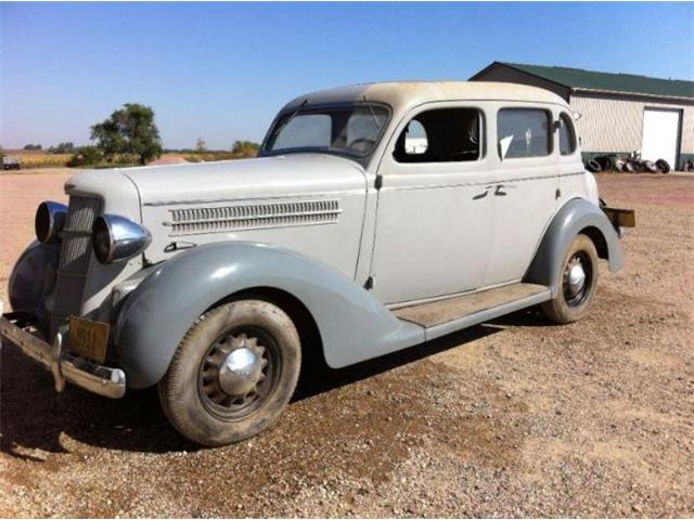 1935 Dodge Sedan (CC-1422980) for sale in Cadillac, Michigan