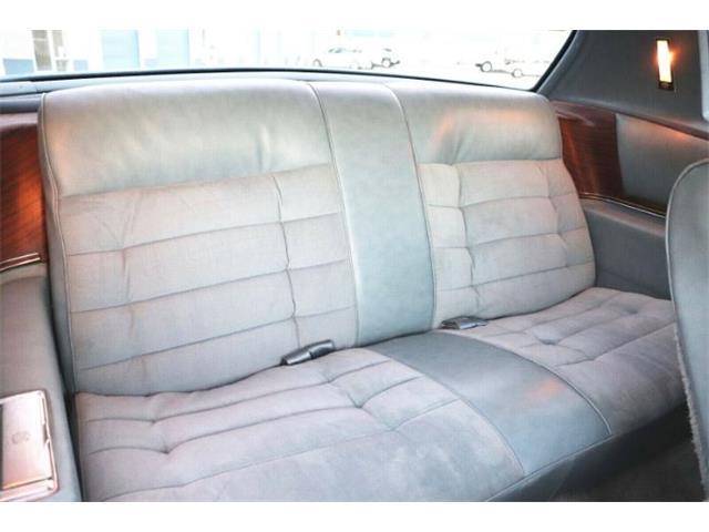 1978 Cadillac Eldorado (CC-1422986) for sale in Cadillac, Michigan