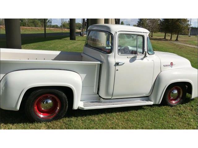 1956 Ford F100 (CC-1422988) for sale in Cadillac, Michigan