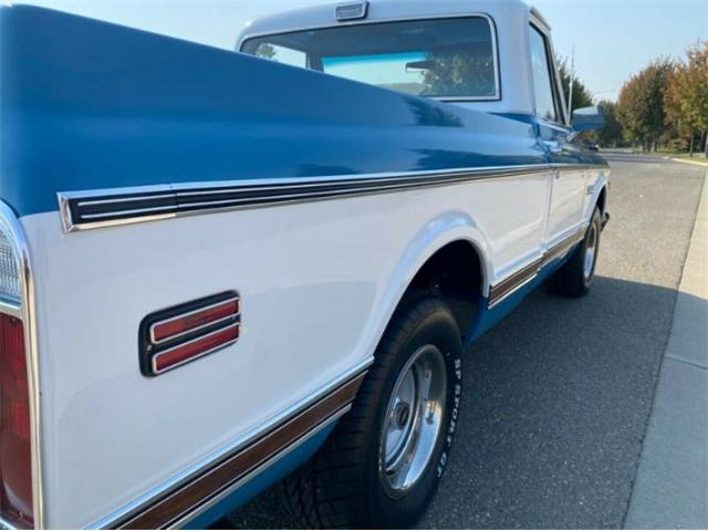 1972 Chevrolet C10 (CC-1423006) for sale in Cadillac, Michigan