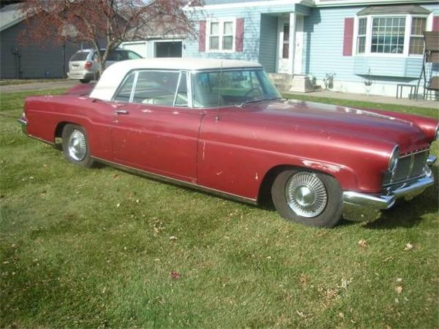1956 Lincoln Continental Mark II (CC-1423008) for sale in Cadillac, Michigan