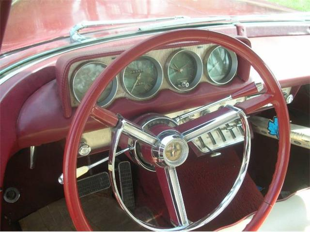 1956 Lincoln Continental Mark II (CC-1423008) for sale in Cadillac, Michigan