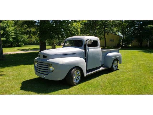 1949 Ford F1 (CC-1423013) for sale in Cadillac, Michigan