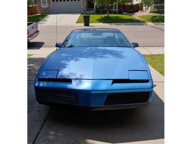 1982 Pontiac Firebird (CC-1423015) for sale in Cadillac, Michigan