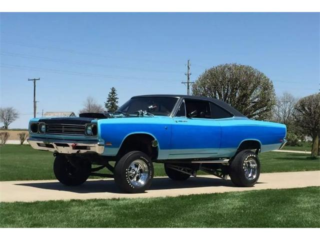 1969 Plymouth Road Runner (CC-1423023) for sale in Cadillac, Michigan